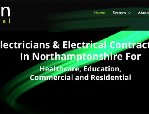 Thorn Electrical Has A New Website